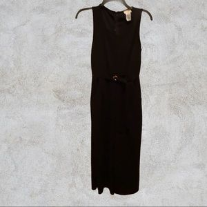 Caution To The Wind NWT Small Black Jumpsuit